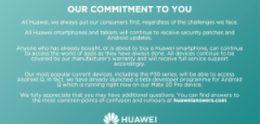 """""""Boycot of niet, Huawei P30-serie en Mate 20 Pro krijgen gewoon Android Q"""""""