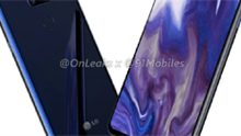 Renders show unknown LG phone