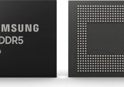 Samsung kondigt 12GB LPDDR5 geheugen voor mobiel aan met een snelheid van 5500Mb/s. Even ter vergelijking: 10 jaar geleden zaten ze nog op 256MB met een snelheid van 400Mb/s. We zijn een eind gekomen!