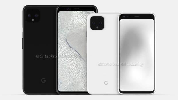 Google Pixel 4 XL en Pixel 4
