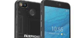 Render toont eerlijke Fairphone 3, wordt 27 augustus verwacht