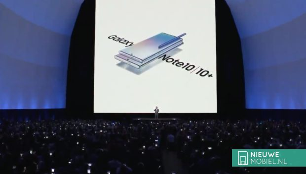 Samsung Galaxy Note10 Unpacked