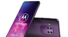 Amazon toont per ongeluk te vroeg de Motorola One Zoom