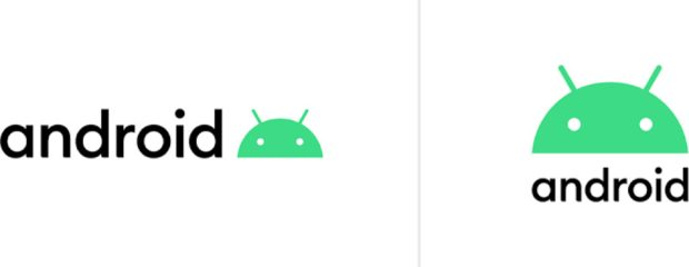 Nieuwe Android logo