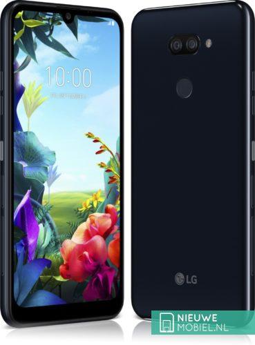 LG K40S New Aurora Black