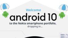 Deze Nokia smartphones krijgen Android 10