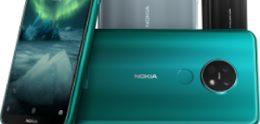 HMD Global toont premium middenklassers Nokia 6.2 en 7.2