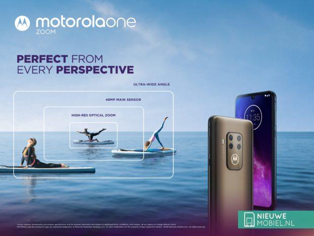 Motorola One Zoom main specs