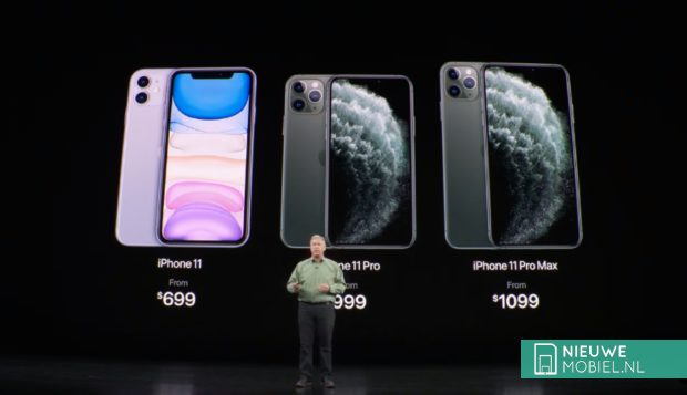 Apple iPhone 11 prices