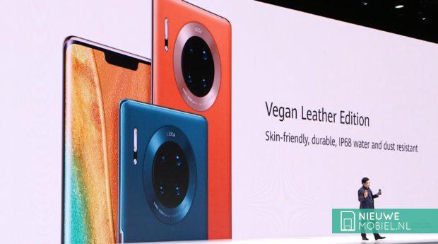 Huawei Vegan Leather Edition