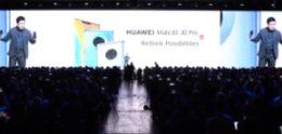 Huawei kondigt Mate 30-serie aan zonder Google-diensten