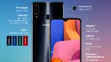 Samsung Galaxy A20s aangekondigd met flink grotere batterij