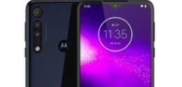 Saudi-Arabië verklapt bestaan Motorola One Macro