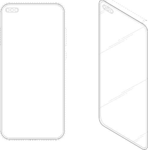 Samsung S20 patent