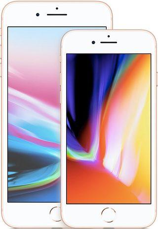 Apple iPhone 8 series