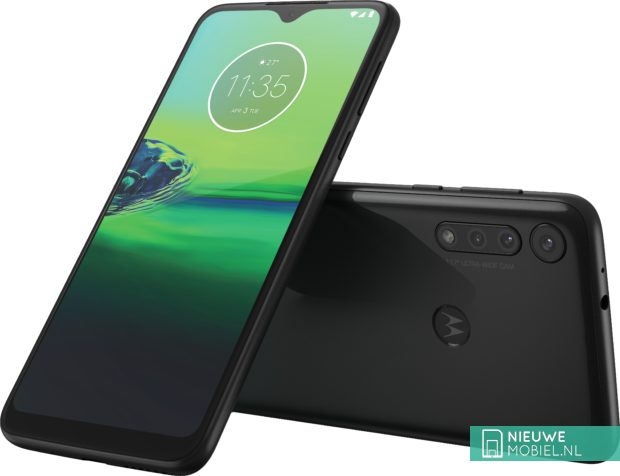 Motorola Moto G8 Play in Knight Grey