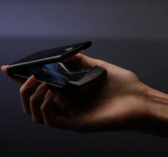 Motorola razr 2019 hands-on