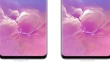 Persmateriaal Samsung Galaxy S10 en S10+ verschenen