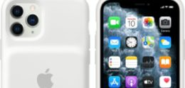 Apple kondigt Smart Battery Case aan voor iPhone 11 (Pro/Max) met eigen cameratoets