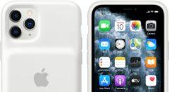 Apple kondigt Smart Battery Case aan voor iPhone 11 (Pro/Max) met eigen cameratoets