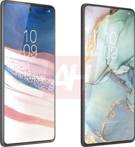 Samsung Galaxy Note 10 Lite and Galaxy S10 Lite