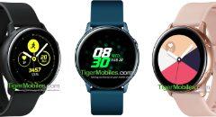 Nieuwe renders Samsung Galaxy Sport tonen toekomstige kleuren