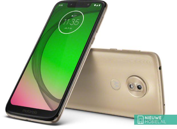 Motorola Moto G7 Play Fine Gold