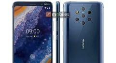 Renders tonen productieklare Nokia 9 PureView met Zeiss-camera