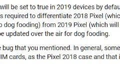 """""""Google Pixel 4 en 4 XL krijgen volwaardig Dual SIM"""""""