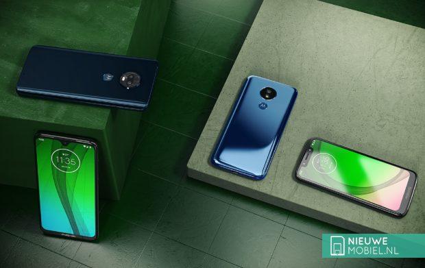 Motorola Moto G7 serie