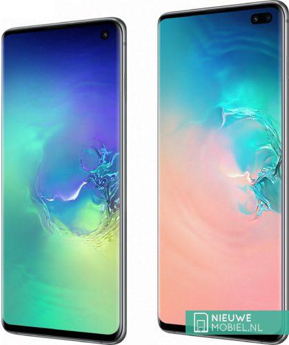 Samsung Galaxy S10 en S10+