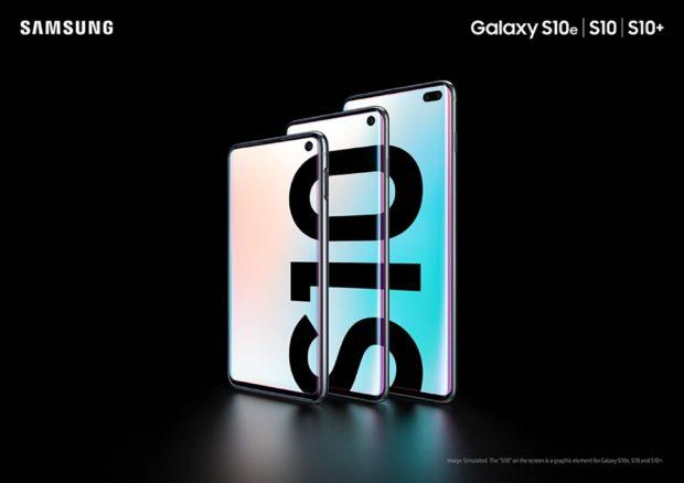 Samsung onthult Galaxy S10-serie bestaande uit 4 modellen