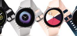 Samsung Galaxy Watch Active; draaibare ring weg voor compacter model