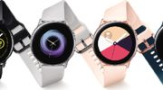Samsung Galaxy Watch Active; draaibare ring weg voor compacter model