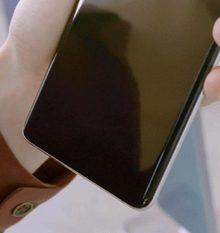 Zo ziet het ontgrendelen van de Samsung Galaxy S10 er uit
