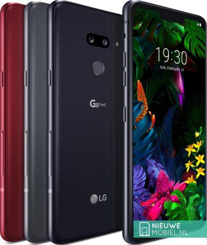 LG G8 ThinQ kleuren