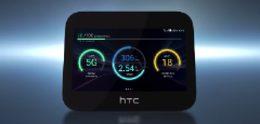 HTC komt met 5G Hub voor thuis en kantoor
