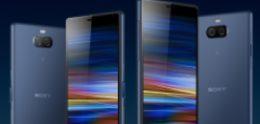 Sony lanceert viertal breedbeeld Xperia's; 1, 10, 10 Plus en L3