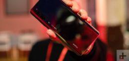 Foto's verschenen van onaangekondigde Huawei P30