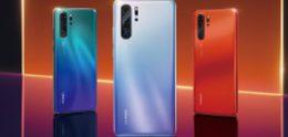 Huawei deelt per ongeluk persafbeeldingen P30 en P30 Pro