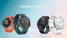 Huawei lanceert tweetal nieuwe smartwatches; Watch GT Active en Elegant