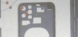 Schema vermeende iPhone XI hint op triple camera