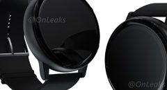 Glad Samsung Galaxy Sport-horloge laat zich zien