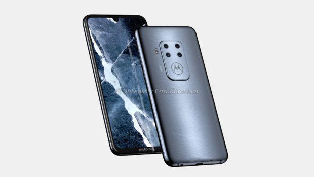 Motorola met quad camera