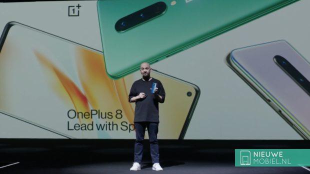 OnePlus 8 handson