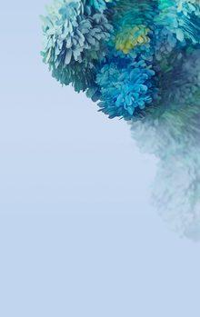 Toekomstige wallpapers Samsung Galaxy S20 doen ons denken aan Pino van Sesamstraat. Ergens mooi eerbetoon aan Meneer Aart