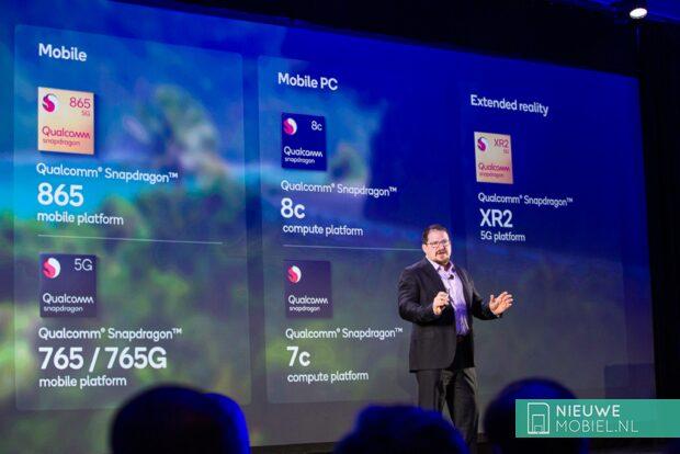 Qualcomm Snapdragon 765 5G processor