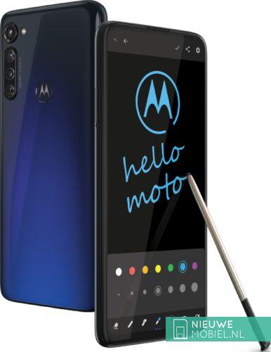 Motorola Moto G Pro in Mystic Indigo