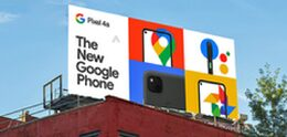 Wo ist das Google Pixel 4a?
