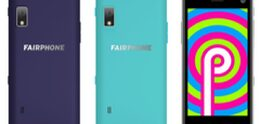 Fairphone 2 de 5 años se actualiza a Android 9